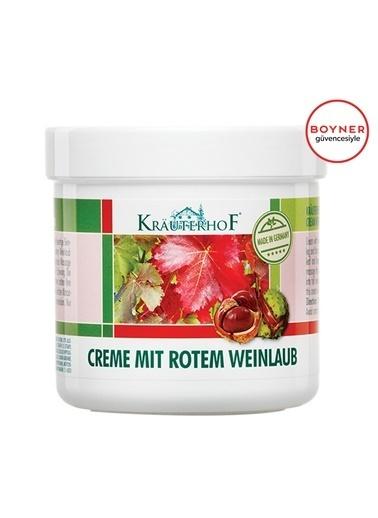 Krauterhof Krauterhof 250 ml Kırmızı Asma Yaprağı Kremi Renksiz